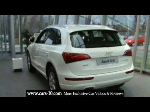 2009 Audi Q5 Exterior Review Video