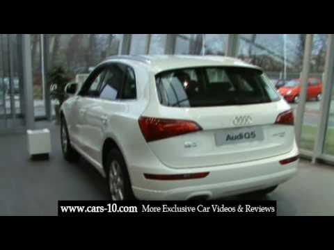 2009 Audi Q5 Exterior Review Video