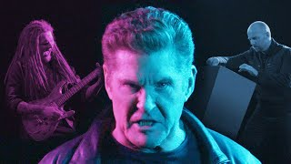CueStack feat. David Hasselhoff - Through the Night (Official Music Video)