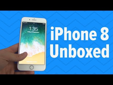 IPhone 8 - What's In The Box?