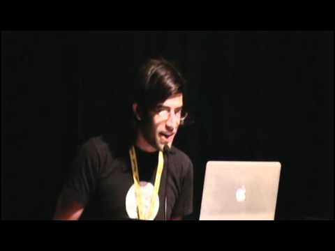 "F2C2012:  Aaron Swartz keynote - ""How we stopped SOPA"""