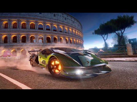 Lamborghini Essenza SCV12 in Asphalt 9: Legends