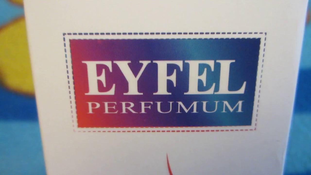 распаковка парфюмированная вода Eyfel Perfume K 157 Limperatrice 3