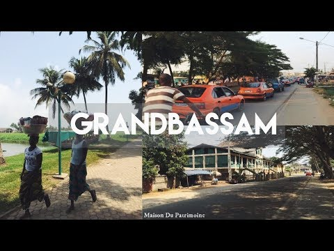 My Travel Diary 2018- Grand Bassam (Ivory Coast)| Attending TEDxGrandBassam