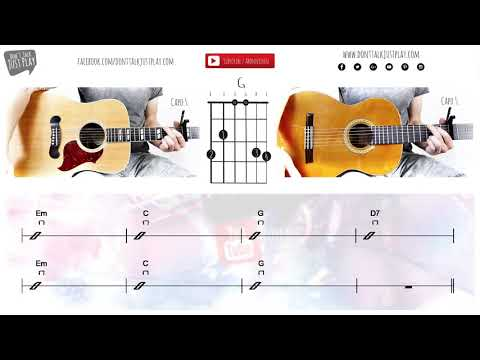 LOST FREQUENCIES feat. JAMES BLUNT - MELODY - UNPLUGGEDGuitar Lesson | How to play on guitar