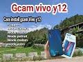 - Tutorial cara install gcam Vivo y12 android 11