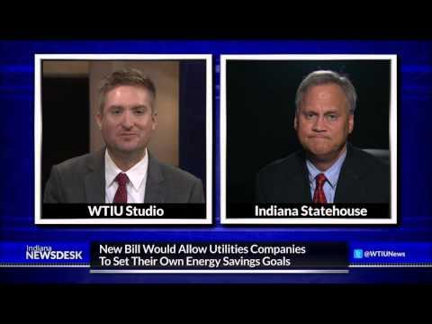 Indiana Newsdesk, January 23, 2015 Energy Efficiency & Pre-K