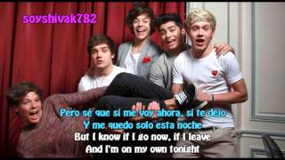 Irresistible - One Direction [Español & Inglés]