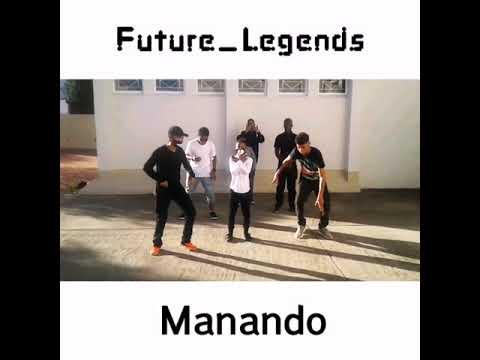 Emtee-Manando(Official Dance Video)