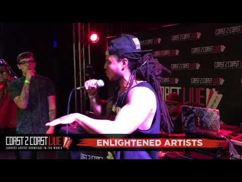 Enlightened Artists Performs at Coast 2 Coast LIVE | Denver All Ages Edition 8/13/17 - 5th Place