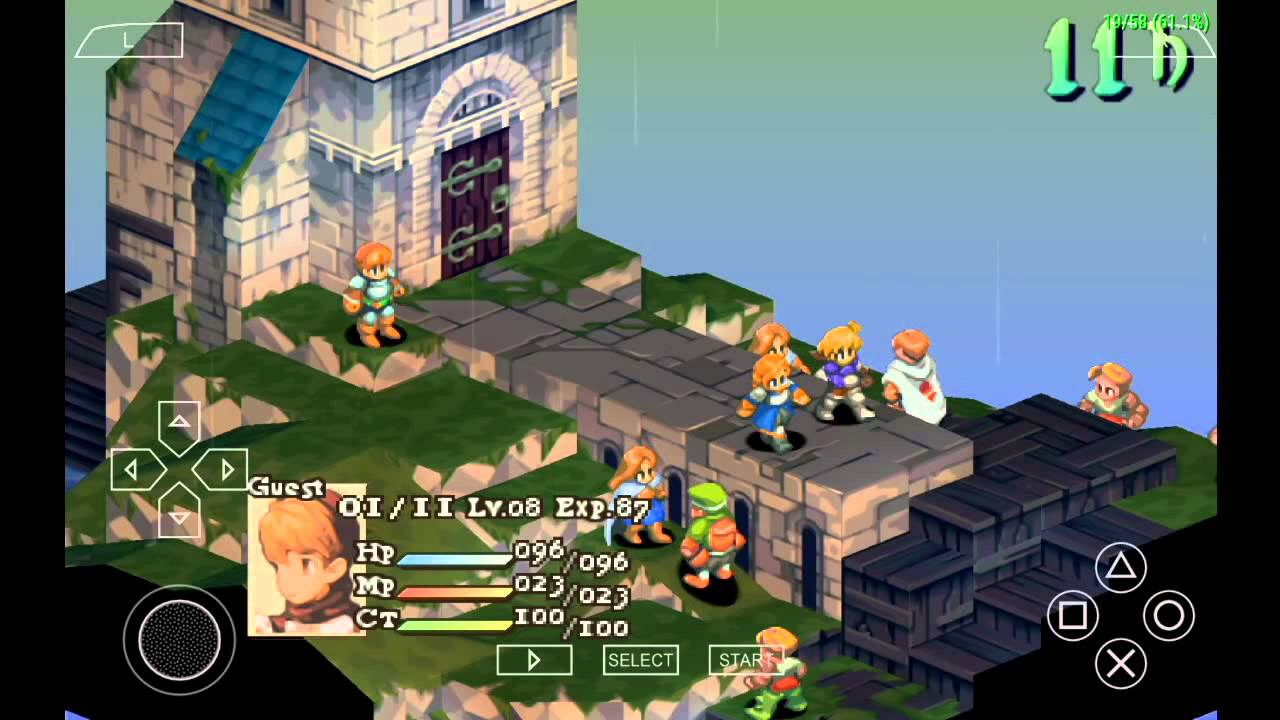 Final Fantasy Tactics Psx Eboot