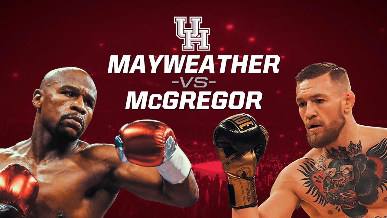 Mayweather Vs Mcgregor Time