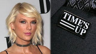 Taylor Swift Makes HUGE Donation To Time's Up Movement