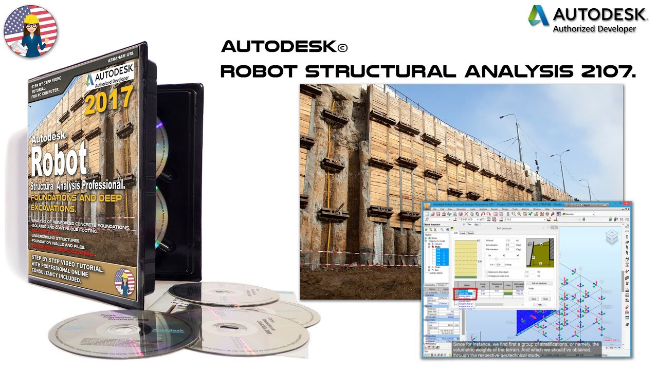 Robot Structural Analysis Tutorials