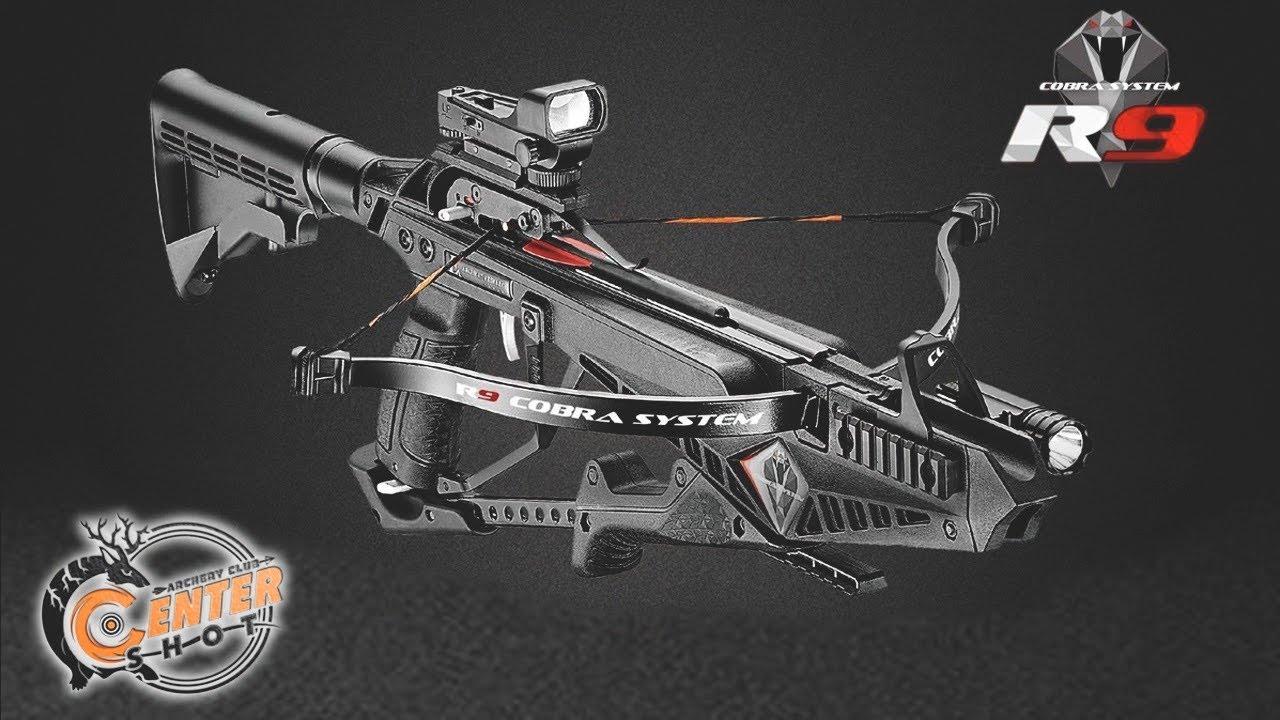 Обзор Crossbow Cobra R9