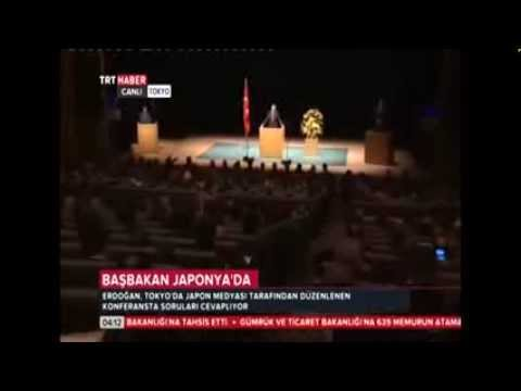 Erdoğan: Biz sadece bize verilen görevi yaparız