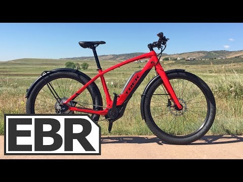 Trek Super Commuter+ 8S Video Review