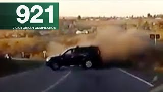 Car crash compilation 921 - september 2017