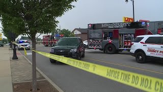 Police chase ends in North St. Louis County