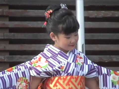 Japanese Canadian Kids Dance
