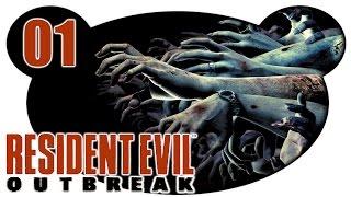 Resident Evil Outbreak #01 - Überrannt (Let