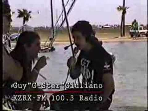 Entertainment Newsclip on Phoenix Radio Station