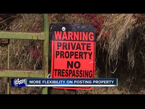Trespass reform bill sparks debate as Attorney General opinion found constitutional concerns