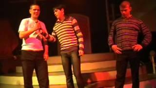Концерт в Нижнем Тагиле,Светы 14.02.2009 года