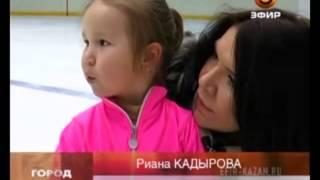 Самая юная фигуристка из Казани, возможно, выступит в Сочи