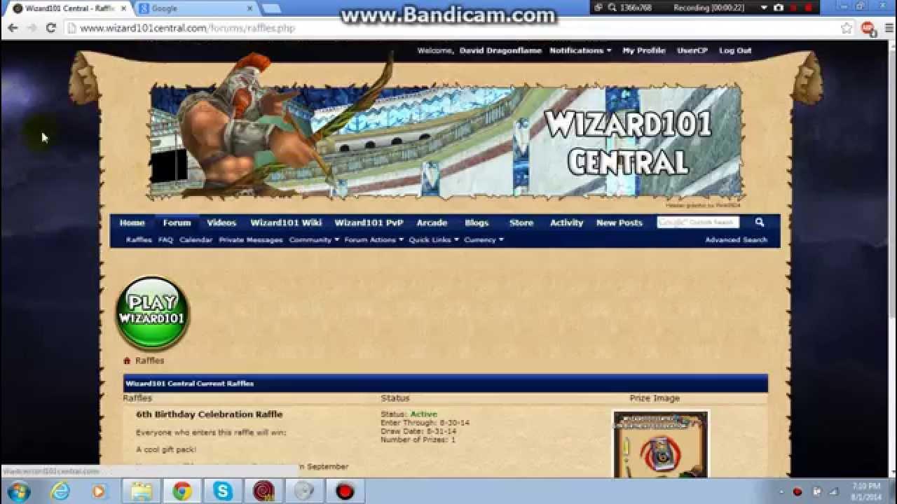 Wizard101 Forums