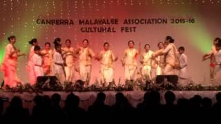 16 fusion margam kali cma cultural fest 2016
