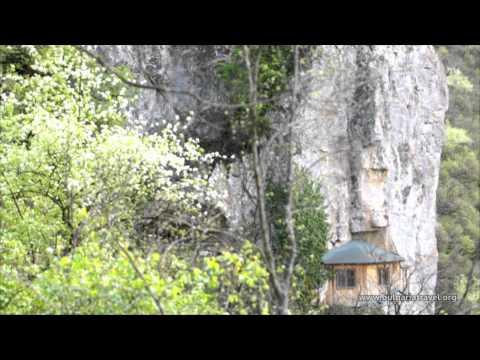 Ivanovo Rock Churches -- city of Ruse