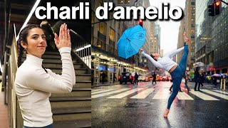 Download lagu Charli D'Amelio's Incredible TikTok Photo Challenge