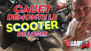 CAUET DEMONTE LE SCOOTER DE LORIS MP3