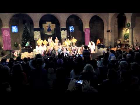 COS The Hague Nativity Play 2015