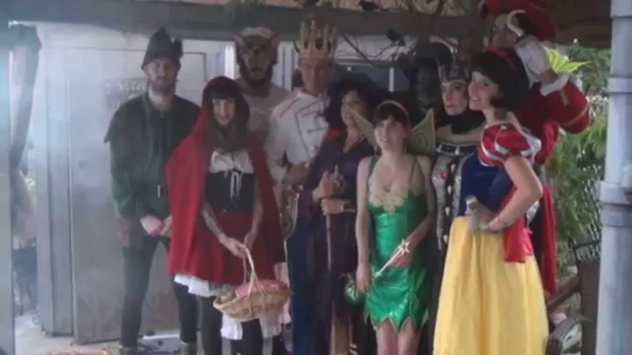Murder Mystery Dinner Party Ideas Part - 32: Once Upon A Time, Fairy Tale Murder Mystery Dinner Party Game - YouTube