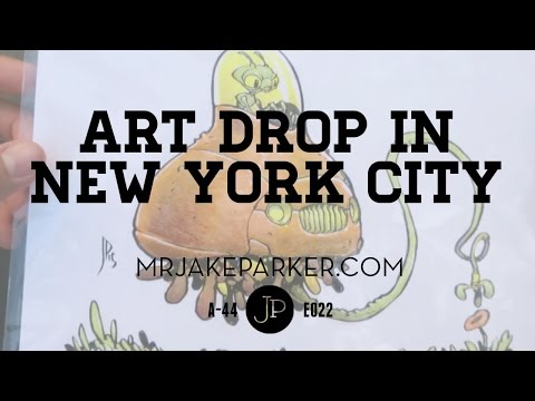 Art Drop In New York City e022