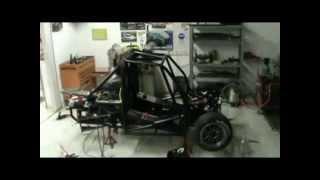PROTOCORSE - Costruzione Prototipo Fiat 500 MDR1 Motore Yamaha R1