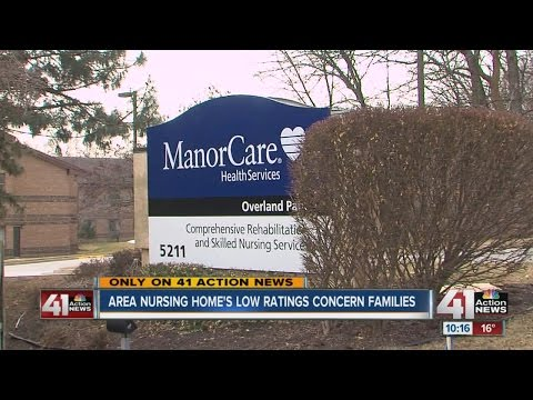 Unexpected death draws attention to ManorCare's inferior ratings