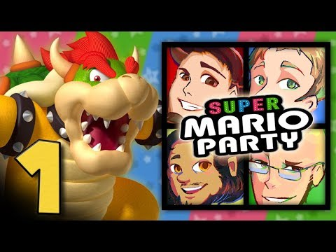 """Super Mario Party: """"So Many Friends"""" - EPISODE 1 - Friends Without Benefits"""