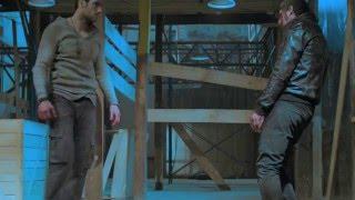 Марко Сарор -Marko Zaror fight scene