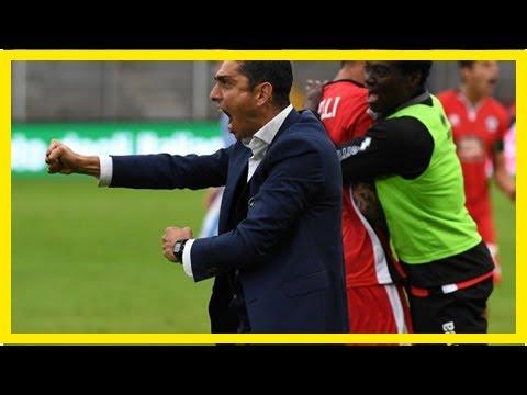 Ultime notizie | Frosinone, Longo: 'Sono arrabbiato! Gol di Gnahoré fortunoso'