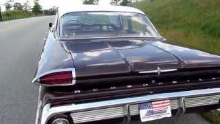 1960 Oldsmobile Dynamic 88 38,500 ORIGINAL MILES-SEE VIDEO