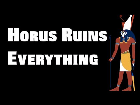 Horus Ruins Everything