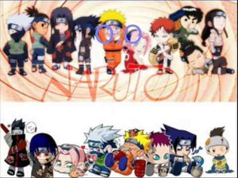 Naruto Chatroom 1