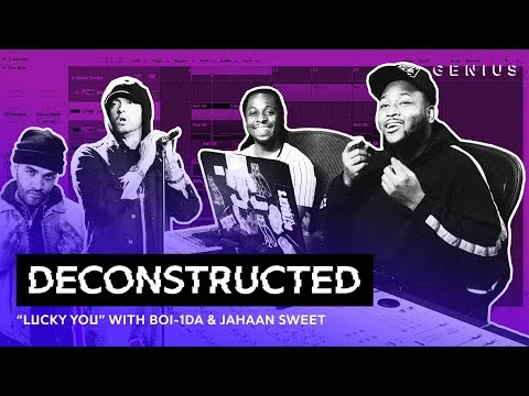 "The Making Of Eminem's ""Lucky You"" With Boi-1da & Jahaan Sweet 