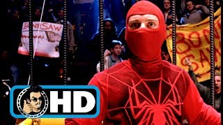 SPIDER-MAN (2002) Movie Clip - Bonesaw Randy Savage Fight |FULL HD| Tobey Maguire Marvel