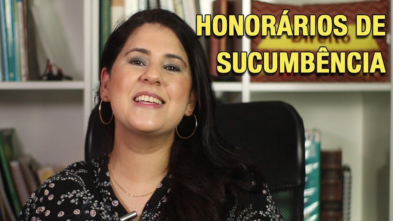 HONORÁRIOS DE SUCUMBÊNCIA