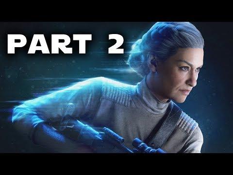 Star Wars Battlefront 2 Resurrection DLC Gameplay Walkthrough Part 2 (NEW Single Player DLC)