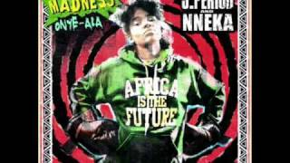 NNEKA ft Talib Kweli - Heartbeat (J.Period Remix)